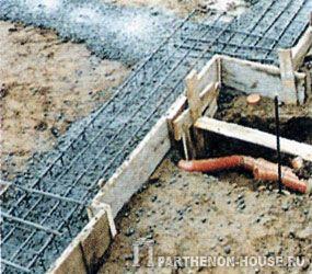 Отливы на фундамент, отливы и парапеты на забор, парапеты для забора