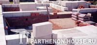 Смета на строительство дома из пенобетона и газобетона