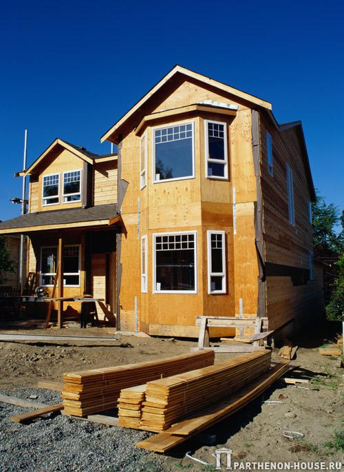 Строительство каркасных домов. Стоимость и смета строительства