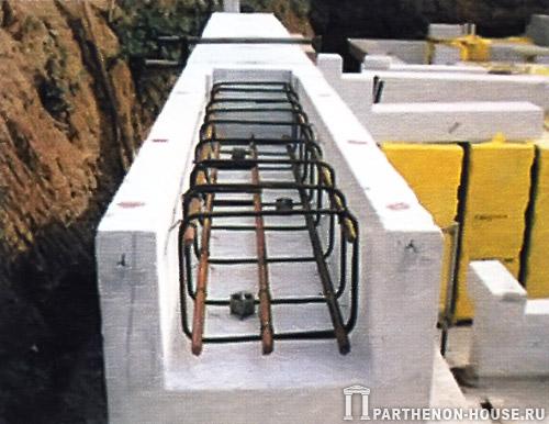 Выполняют функцию опалубки для изготовления армированных перемычек, рёбер жёсткости и пр. непосредственно на...