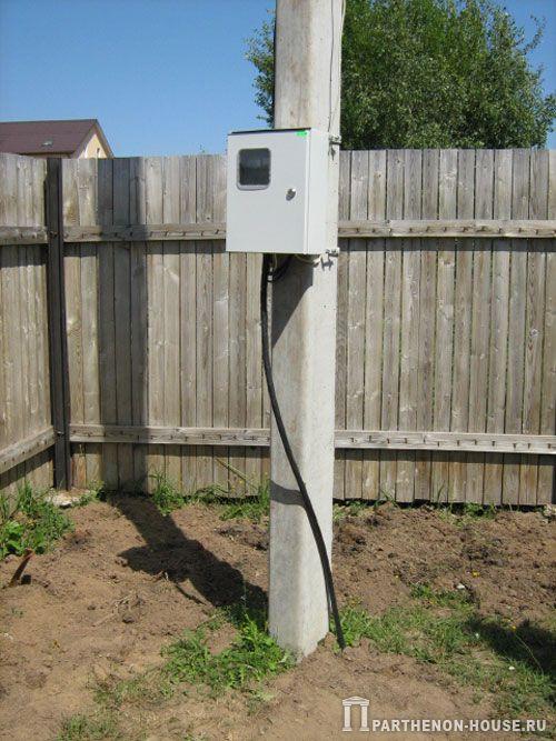 Самостоятельный монтаж электропроводки в своем загородном доме.