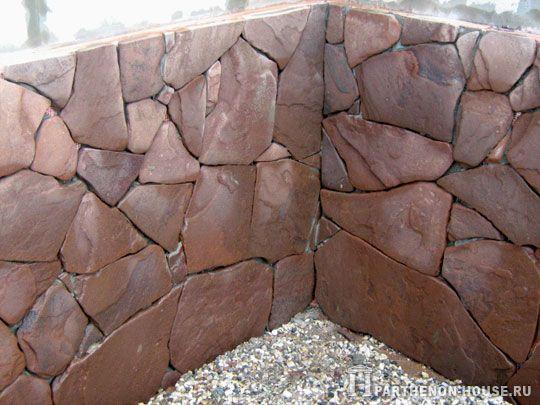 KAMROCKКАМРОК искусственный каменьдекоративный кирпич