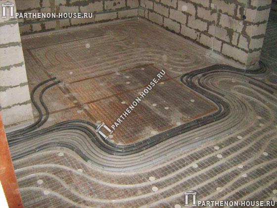 Pose carrelage sur chauffage au sol dtu ligne devis for Dtu carrelage pose scellee