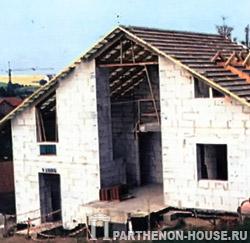 Рис 11 строительство крыши дома