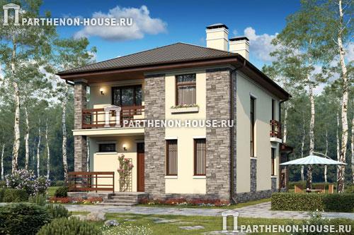 Проекты домов из керамзитобетона на 150 кв м бетон стендмебель