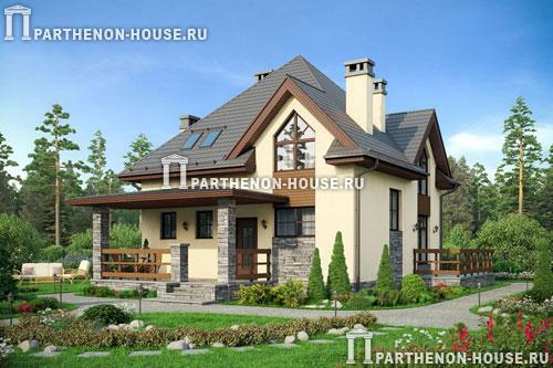 Проект дома ПА-113Г