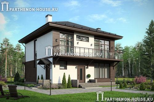 Проект дома ГЮ 146-9