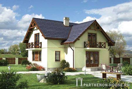 Проекты кирпичные домы