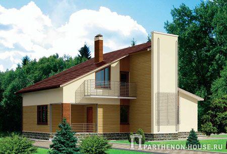Проект дома АЯ 176-37