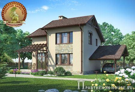 Проект дома ЯП 89-17