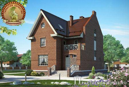 Проект дома кп 176 7