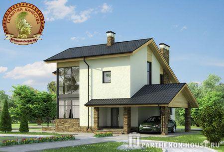 Смета на строительство дома из пенобетона и газобетона. Стоимость