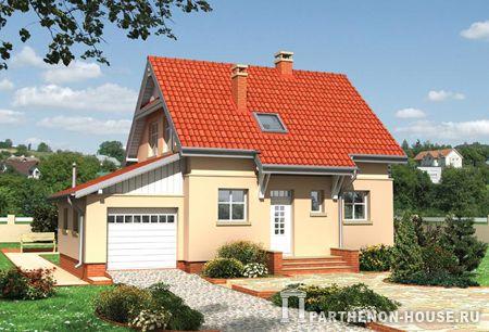 Строительство дома по проекту но 164 7