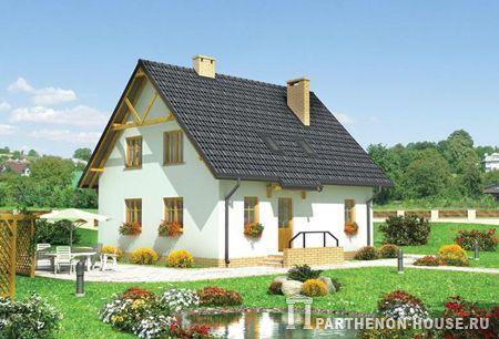 Стоимость строительства дома из кирпича в Московской области