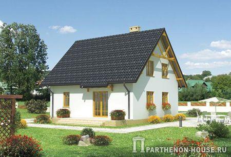 Стоимость строительства кирпичного дома в Московской области при