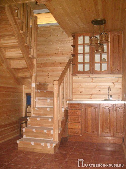 отделка каркасного деревянного дома