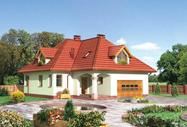 Складчатая мансардная крыша