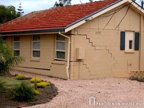 неграмотное строительство дома