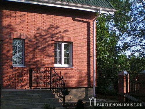 Качественное строительство кирпичного дома в Московской области (посмотреть весь альбом